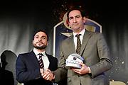 Federico Casarin<br /> LBA AWORDS 2018/19<br /> Basket Serie A LBA 2018/2019<br /> Premiazioni Sala Buzzati - Rcs<br /> Milano 13 May 2019<br /> Foto Mattia Ozbot / Ciamillo-Castoria