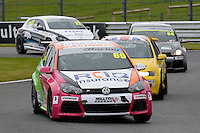 #69 Graham Ewing VW Golf during the Maximumgroup.net VAG Trophy at Oulton Park, Little Budworth, Cheshire, United Kingdom. August 20 2016. World Copyright Peter Taylor/PSP.