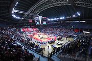 DESCRIZIONE : Pesaro Lega A 2013-14 VL Pesaro Sutor Montegranaro<br /> GIOCATORE : panoramica<br /> CATEGORIA : panoramica<br /> SQUADRA : VL Pesaro Sutor Montegranaro<br /> EVENTO : Campionato Lega A 2013-2014<br /> GARA : VL Pesaro Sutor Montegranaro<br /> DATA : 23/02/2014<br /> SPORT : Pallacanestro <br /> AUTORE : Agenzia Ciamillo-Castoria/C.De Massis<br /> Galleria : Lega Basket A 2013-2014  <br /> Fotonotizia : Pesaro Lega A 2013-14 VL Pesaro Sutor Montegranaro<br /> Predefinita :