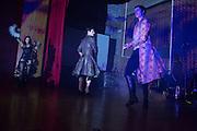 Company XIV performs at the Phantasmagorey Ball.