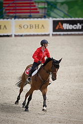 Jane Richard Philips, (SUI), Pablo De Virton - Jumping Official Training Session - Alltech FEI World Equestrian Games™ 2014 - Normandy, France.<br /> © Hippo Foto Team - Dirk Caremans<br /> 01/09/14