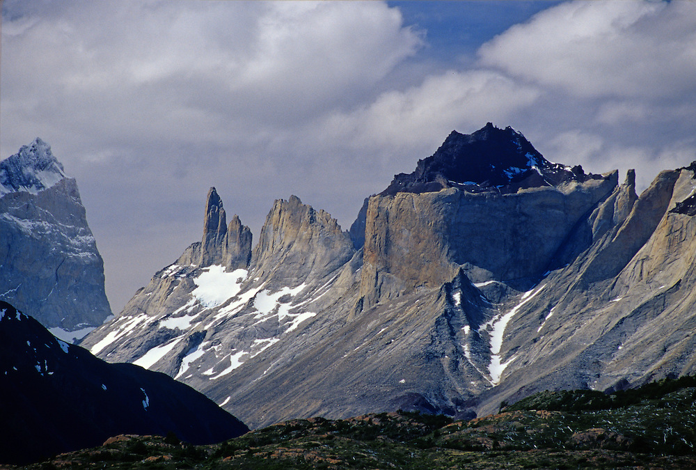 Torres del Paine National Park. Patagonia. Chile.