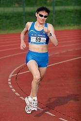 Slovenian runner Helena Javornik in Kranj, on Maj 27, 2006.  (Photo by Vid Ponikvar / Sportal Images)/ Sportida)
