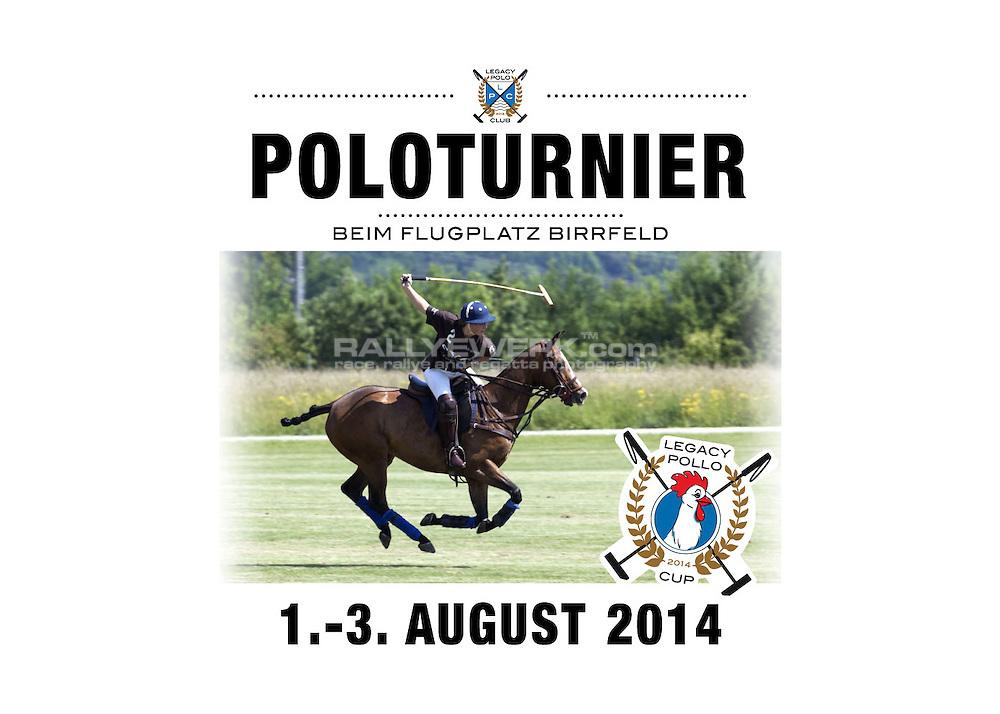 Das erste offizielle Polo-Turnier im Aargauer Birrfeld steht vor der Türe.<br /> Während 3 Tagen wird vom 1. bis zum 3. August 2014 auf dem Spielgelände des Legacy Polo Clubs die schnellste Teamsportart der Welt aus nächster Nähe zu bestaunen sein.<br /> Pollo bedeutet auf Spanisch Huhn und genau aus dem Grund wird sich beim Turnier alles rund ums Güggeli drehen.