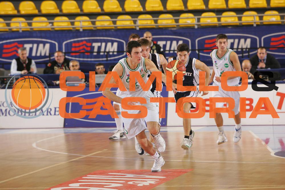 DESCRIZIONE : Torino Lega A1 2006-07 Tim All Star Game 2006 Montepaschi Siena Selezione Piemonte e Valle d'Aosta <br /> GIOCATORE : <br /> SQUADRA : <br /> EVENTO : Campionato Lega A1 2006-2007 <br /> GARA : Tim All Star Game 2006 Montepaschi Siena Selezione Piemonte e Valle d'Aosta <br /> DATA : 23/12/2006 <br /> CATEGORIA : <br /> SPORT : Pallacanestro <br /> AUTORE : Agenzia Ciamillo-Castoria/S.Silvestri