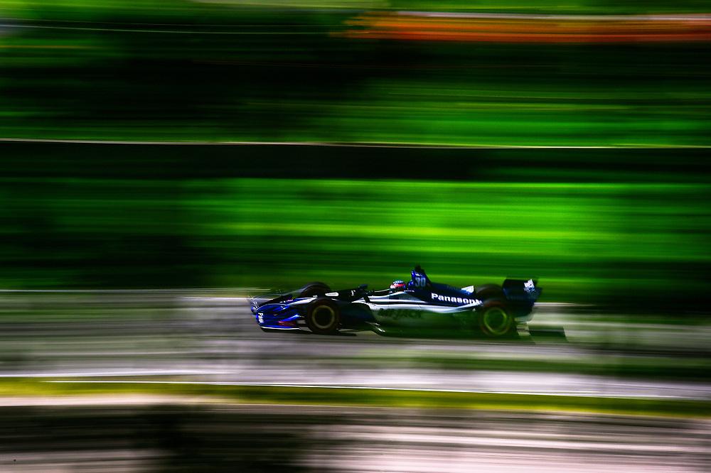 Takuma Sato, Rahal Letterman Lanigan Racing Honda<br /> Saturday 23 June 2018<br /> KOHLER Grand Prix at Road America<br /> Verizon IndyCar Series<br /> Road America WI USA<br /> World Copyright: Scott R LePage