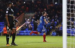 Jack Marriott of Peterborough United celebrates scoring his goal - Mandatory by-line: Joe Dent/JMP - 23/12/2017 - FOOTBALL - ABAX Stadium - Peterborough, England - Peterborough United v Bury - Sky Bet League One