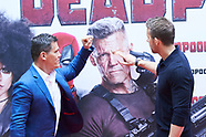050718 'Deadpool 2' Madrid photocall