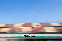 February 28, 2019 - Montmelo, Barcelona, Calatonia, Spain - George Russell of Williams F1 Racing Team seen in action during the 3rd journey of second week F1 Test Days in Montmelo circuit. (Credit Image: © Javier Martinez De La Puente/SOPA Images via ZUMA Wire)