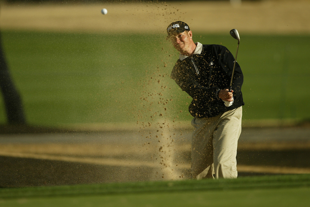 Ted Purdy..2004 Chrysler Classic of Tucson.Omni Tucson National Resort.Tucson, AZ.Third Round.Saturday, February 28, 2004..Photograph by Darren Carroll