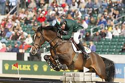 LENNON Dermott, Hallmark Elite<br /> Kentucky - Alltech FEI WEG 2010<br /> /