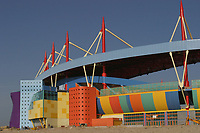 AVEIRO-7 NOVEMBRO:Fotografias do novo estádio municipal de Aveiro (estádio Mário Duarte), construido para albergar a equipa da primeira liga S.C.Beira-Mar e o EURO 2004 inaugurado a 29 de Setembro de 2003 17-10-2003 <br />(PHOTO BY: AFCD/ANDRÉ NETO)