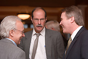Ohio University Bio-Enterprise Showcase, Sposered by Athenian Venture Partners and Diagnostic Hybrids, Inc. ..Hugh Sherman,Dean,Business.Mark Weinberg,Director, Voinovich School.David Wilhelm,Founder and Partner,Adena Ventures