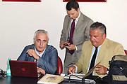 DESCRIZIONE : Roma Coni Conferenza Stampa Nazionale Italia Under 18 Maschile Basket On Board sulla portaerei Cavour<br /> GIOCATORE : Giancarlo Migliola<br /> CATEGORIA : curiosita ritratto<br /> SQUADRA : Fip <br /> EVENTO : Conferenza Stampa Nazionale Italia Under 18<br /> GARA : <br /> DATA : 09/07/2012 <br />  SPORT : Pallacanestro<br />  AUTORE : Agenzia Ciamillo-Castoria/GiulioCiamillo<br />  Galleria : FIP Nazionali 2012<br />  Fotonotizia : Roma Coni Conferenza Stampa Nazionale Italia Under 18 Maschile Basket On Board sulla portaerei Cavour<br />  Predefinita :