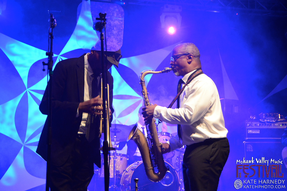Karl Denson's Tiny Universe at the Mohawk Valley Music Festival in Marcola Oregon.