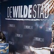 NLD/Amsterdam/20180226 - Premiere De wilde stad, Stadskat Abatutu