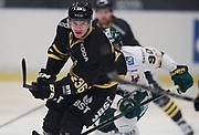 STOCKHOM 2017-10-18. Anton Holm i AIK under matchen i Hockeyallsvenskan mellan AIK och IF Bj&ouml;rkl&ouml;ven p&aring; Hovet, Stockholm, den 18 oktober 2017.<br /> Foto: Nils Petter Nilsson/Ombrello<br /> ***BETALBILD***