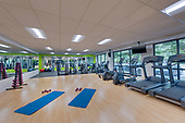 Fitness Center at 14840 Conference Center Drive Photography