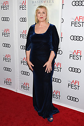 November 8, 2018 - Hollywood, California, USA - MIMI LEDER attends the Opening Night World Premiere Gala Screening of 'On The Basis Of Sex' at AFI FEST 2018 Presented By Audi at TCL Chinese Theatre (Credit Image: © Billy Bennight/ZUMA Wire)
