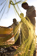 Fishermen in Sri Lanka..NOT FOR COMMERCIAL USE UNLESS PRIOR AGREED WITH PHOTOGRAPHER. (Contact Christina Sjogren at email address : cs@christinasjogren.com )