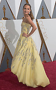 88th OSCARS - Celeb Fashion