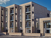 Architectural image featuring apartments built by Lane End Developments Lucy Street