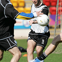 St Johnstone training...13.04.07<br />