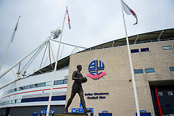 A general view of the Macron Stadium - Mandatory byline: Dougie Allward/JMP - 07966 386802 - 07/11/2015 - FOOTBALL - Macron Stadium - Bolton, England - Bolton Wanderers v Bristol City - Sky Bet Championship