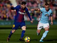 Barcelona v Celta de Vigo - 02 Dec 2017