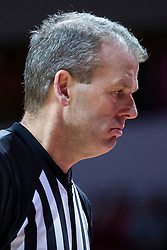NORMAL, IL - December 07:  Randy Heimerman during a college basketball game between the ISU Redbirds and the Morehead State Eagles on December 07 2019 at Redbird Arena in Normal, IL. (Photo by Alan Look)