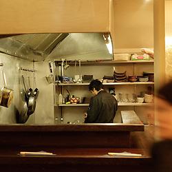 "Restaurant ""Isse"", pour Telerama Sortir. Paris 1er, 45 rue Richelieu. 11 fevrier 2009. Photo : Antoine Doyen"