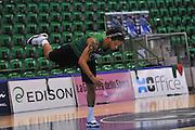 Sassari 14 Agosto 2012 - Qualificazioni Eurobasket 2013 -Allenamento<br /> Nella Foto : DANIEL HACKETT<br /> Foto Ciamillo