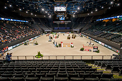 Overview Arena<br /> LONGINES FEI World Cup™ Finals Paris 2018<br /> © Dirk Caremans<br /> 11/04/2018