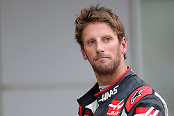 Romain Grosjean (FRA), Haas F1 Team <br /> 08.10.2016. Formula 1 World Championship, Rd 17, Japanese Grand Prix, Suzuka, Japan, Qualifying Day.<br /> Copyright: Charniaux / XPB Images / action press