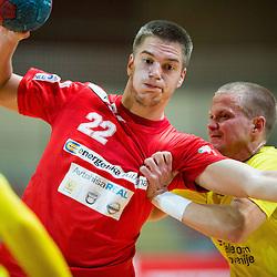 20151113: SLO, Handball - 1. NLB Leasing liga 2015/16, RD Slovan vs RK Gorenje Velenje