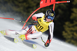 02.02.2011, Nici Hang, Lachtal, AUT, FIS Junioren Riesentorlauf, Men, im Bild // Hannes Lengauer-Stockner (AUT) // during the men giant slalom race at the FIS Junior races in Lachtal, EXPA Pictures © 2011, PhotoCredit: EXPA/ S. Zangrando