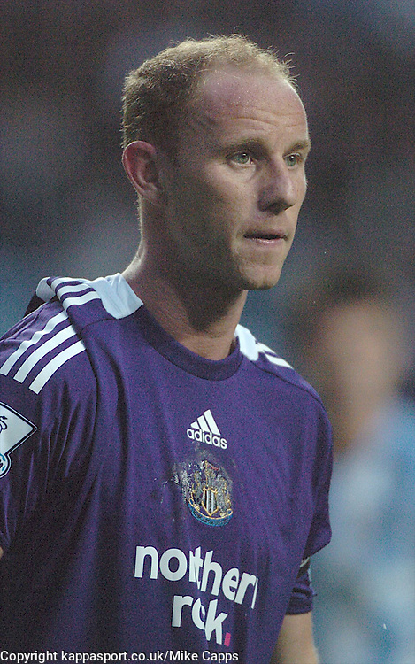 NICKY BUTT, NEWCASTLE UNITED, Coventry City - Newcastle United, Utd Carling Cup Ricoh Stadium, Coventry, 26th August 2008 26/8/08