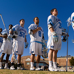2011-02-12 Robert Morris at North Carolina lacrosse