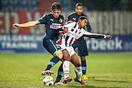 Onderwerp/Subject: Willem II - Feyenoord - Eredivisie<br /> Reklame:  <br /> Club/Team/Country: <br /> Seizoen/Season: 2012/2013<br /> FOTO/PHOTO: Genaro SNIJDERS (R) of Willem II in duel with Daryl JANMAAT (L) of Feyenoord. (Photo by PICS UNITED)<br /> <br /> Trefwoorden/Keywords: <br /> #04 $94 &plusmn;1354627667242<br /> Photo- &amp; Copyrights &copy; PICS UNITED <br /> P.O. Box 7164 - 5605 BE  EINDHOVEN (THE NETHERLANDS) <br /> Phone +31 (0)40 296 28 00 <br /> Fax +31 (0) 40 248 47 43 <br /> http://www.pics-united.com <br /> e-mail : sales@pics-united.com (If you would like to raise any issues regarding any aspects of products / service of PICS UNITED) or <br /> e-mail : sales@pics-united.com   <br /> <br /> ATTENTIE: <br /> Publicatie ook bij aanbieding door derden is slechts toegestaan na verkregen toestemming van Pics United. <br /> VOLLEDIGE NAAMSVERMELDING IS VERPLICHT! (&copy; PICS UNITED/Naam Fotograaf, zie veld 4 van de bestandsinfo 'credits') <br /> ATTENTION:  <br /> &copy; Pics United. Reproduction/publication of this photo by any parties is only permitted after authorisation is sought and obtained from  PICS UNITED- THE NETHERLANDS