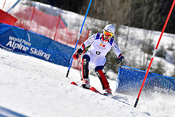 BOCHET Marie, LW6/8-2, FRA, Slalom at the WPAS_2019 Alpine Skiing World Cup Finals, Morzine, France