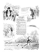 County Songs. I Sussex. (Illustrated poem)