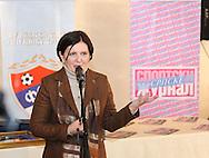 FUDBAL, BANJA LUKA, 11. Feb. 2013. -  Fudbalski savez Republike Srpske u saradnji sa Sportskim zurnalom proglasio je najbolje aktere za 2012. godinu. Svecanost je odrzana u hotelu Bosna u Banja Luci.  Foto: Nenad Negovanovic