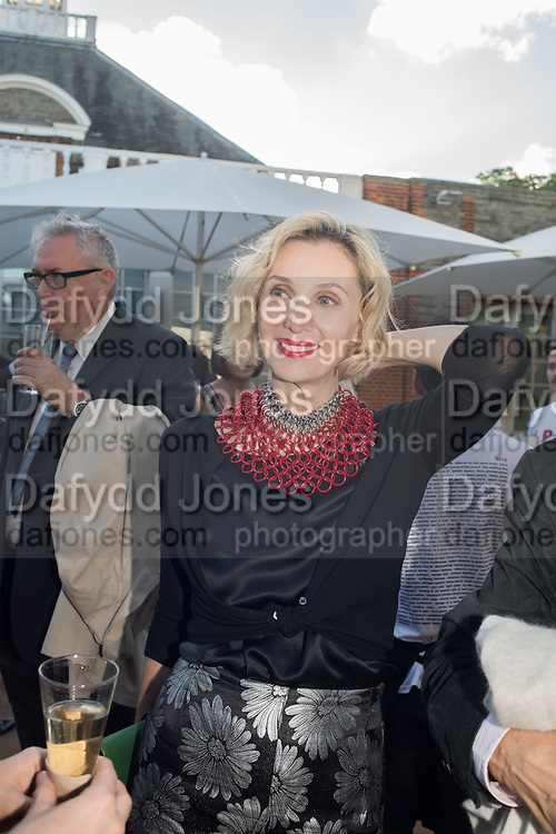 ALLEGRA HICKS, Party  to celebrate Julia Peyton-Jones's  25 years at the Serpentine. London. 20 June 2016