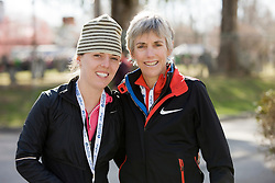 Abby and Joan Samuelson