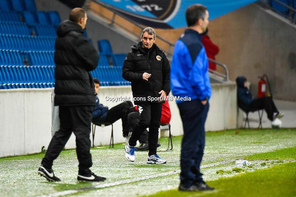 Denis ZANKO  - 12.12.2014 - Le Havre / Laval - 17eme journee de Ligue 2 <br /> Photo : Fred Porcu / Icon Sport