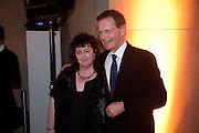 CAROL ANN DUFFY; SIR NICHOLAS SEROTA, Turner prize 2009. Tate Britain. Millbank. London. 7 December 2009