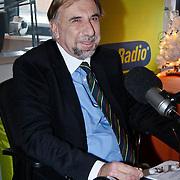 NLD/Naarden/20101206 - Marco Borsato start de kerst Top 50 bij Skyradio, Arend Langenberg