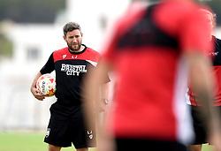 Bristol City head coach, Lee Johnson  - Mandatory by-line: Joe Meredith/JMP - 19/07/2016 - FOOTBALL - Bristol City pre-season training camp, La Manga, Murcia, Spain