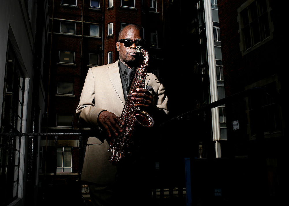 Maceo Parker with a golden Sax. Maceo Parker (pron.: /ˈmeɪsiːoʊ/; born February 14, 1943) is an American funk and soul jazz saxophonist, best known for his work with James Brown in the 1960s, as well as Parliament-Funkadelic in the 1970s.