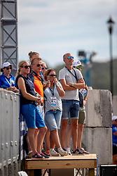 MINDERHOUD Hans-Peter (NED)<br /> Tryon - FEI World Equestrian Games™ 2018<br /> Grand Prix Special Einzelentscheidung<br /> 14. September 2018<br /> © www.sportfotos-lafrentz.de/Stefan Lafrentz